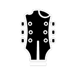 luis-guerrero-guitar-icon-top-part-of-guitar