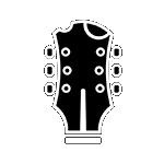 luis-guerrero-guitar-icon-top-part-of-guitar